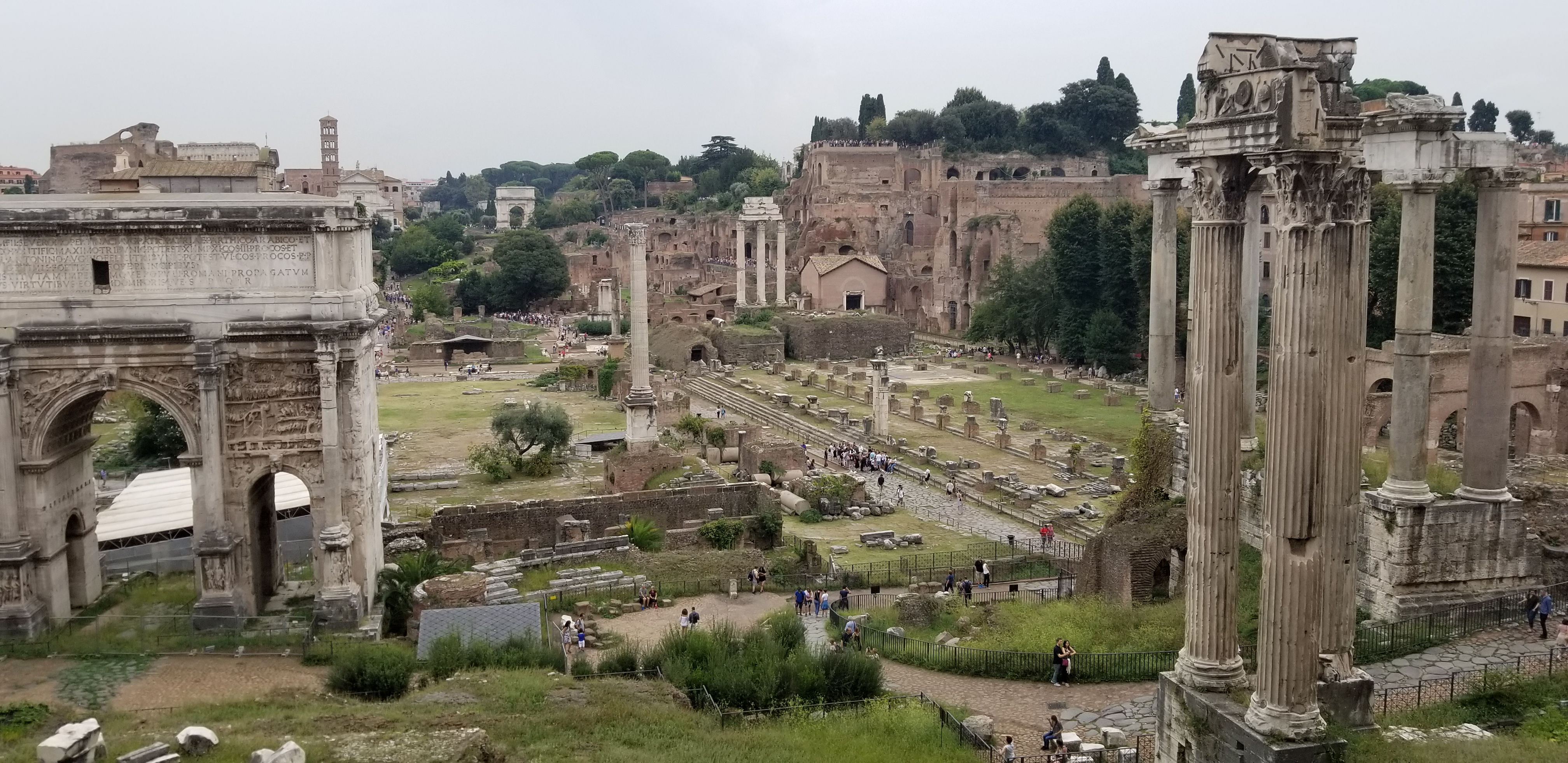 Ancient Rome - Senior Trip to Rome