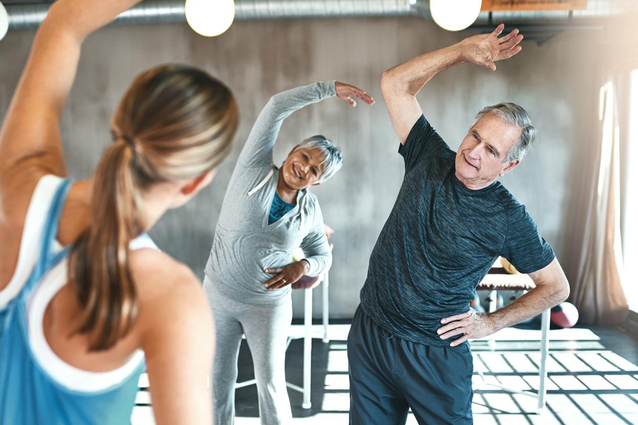 Arthritis in seniors