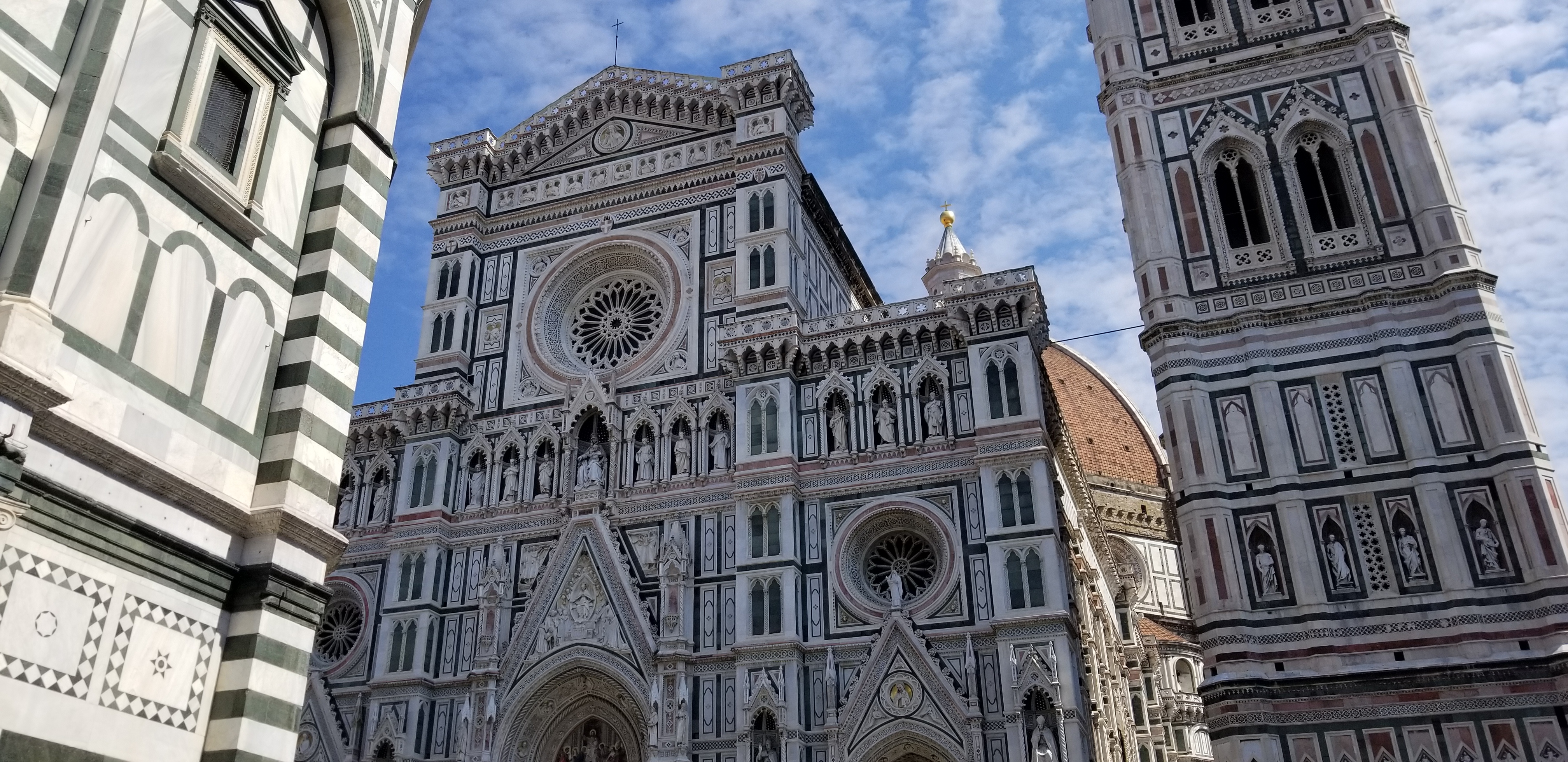 Florence Duomo - Senior Trip to Rome