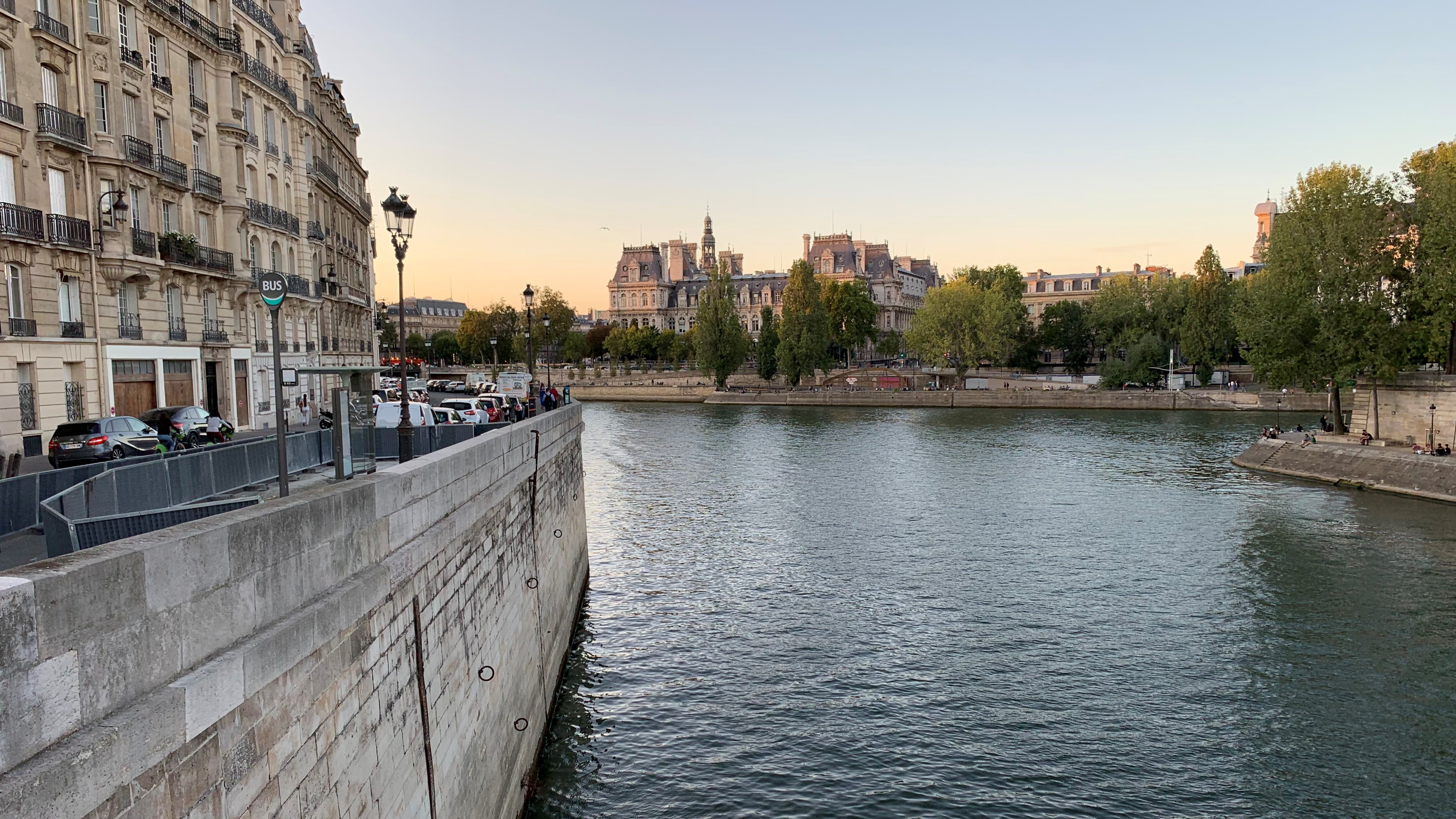 Île de la Cité, Paris - Senior Trip to Paris