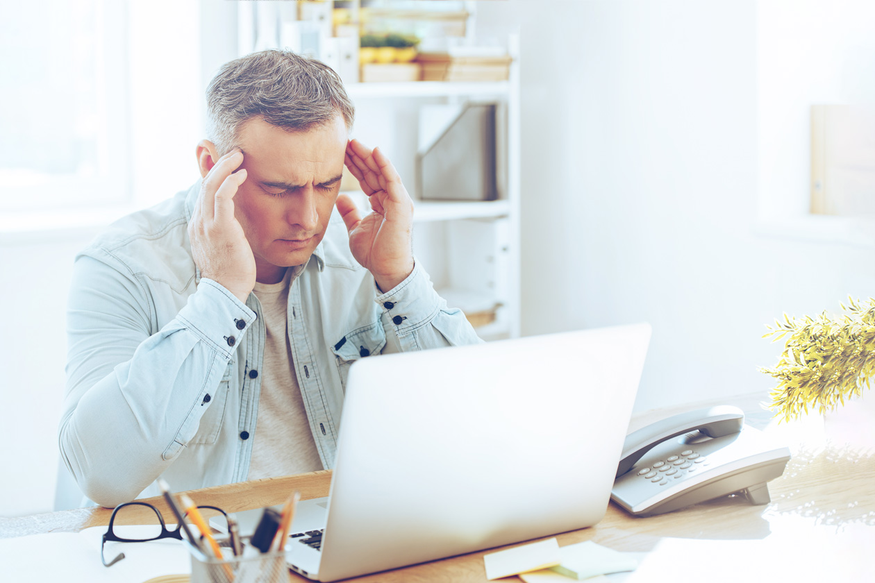 how to stop headaches from computer screens