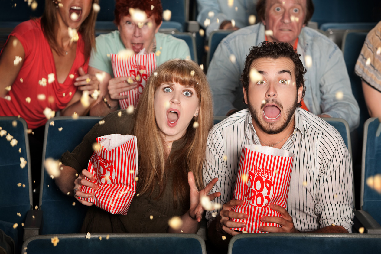 The Shocking Health Benefits of Horror Films